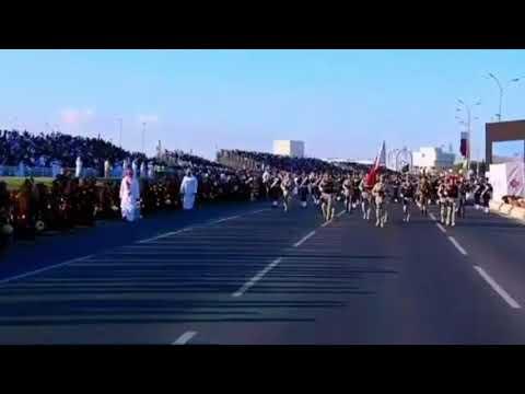 Qatar national day 2017 live  parade photos