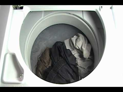 Bon GE Portable Washer Part 1 Of 3
