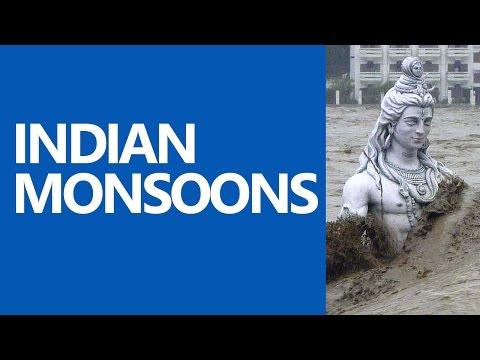 Indian Monsoons - Roman Saini [Geography for UPSC CSE/IAS Preparation]