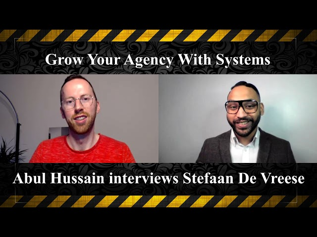 EP102: Grow Your Agency With Systems
