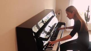 Daft Punk - Lose yourself to dance - Piano cover & free sheet music