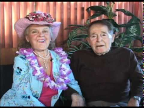 Jack LaLanne with Patricia Bragg talks about health, fitness, nutrition