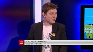 Krzywe Zwierciadło - Bogumił Kolmasiak - 8.11.2018