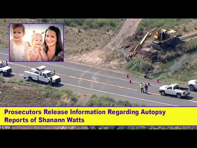 Chris Watts Case: Prosecutors Release Information Regarding Autopsy Reports of Shanann Watts