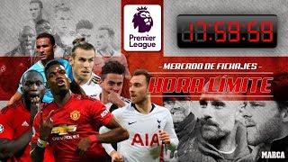 Fichajes Premier League 2019: cierre del mercado, en directo