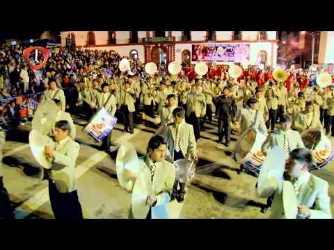Retreta DE BANDAS 2014 - Star Band Unión - Virgen de la candelaria - PARTE 5