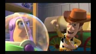 Youtube Poop - Woody Trips Over Garlic Bread