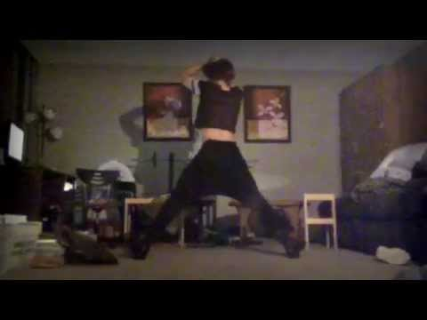 Dancing To Freaky By Gemaine Edwards