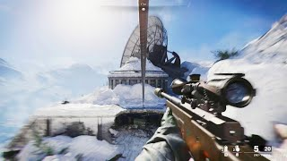 """Call of Duty: Black Ops Cold War - Yamantau Mountain Mission (""""Echoes of a Cold War"""") [60fps, 1080p]"""