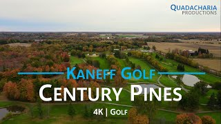 Century Pines Golf Club feature video - Troy, Ontario 🇨🇦 | 4K drone