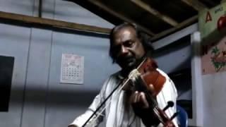 malarvaka kombathu - violin cover by vattappara vijayakumar