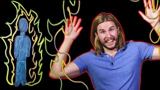 Is HUMAN TORCH-Like Combustion Possible? (Because Science w/ Kyle Hill)