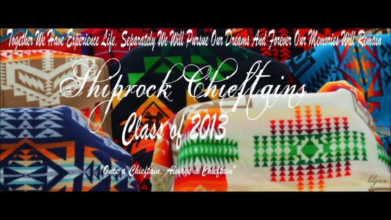 Shiprock HS Graduation 2013 - YouTube