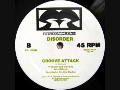 Disorder (aka Joey Beltram) - Groove Attack (1991) mp3