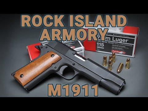 Found On Guns Com: Rock Island Armory M1911