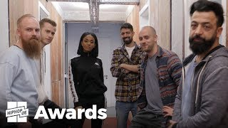 Newcomer des Jahres, Upcoming Artists & Live-Acts – Hiphop.de Awards 2018