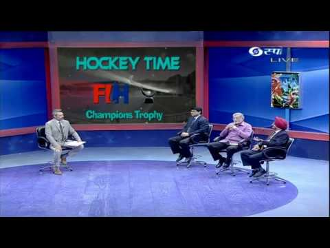 Champions Trophy 2018 Final | Hockey Time | India vs Australia #HCT2018