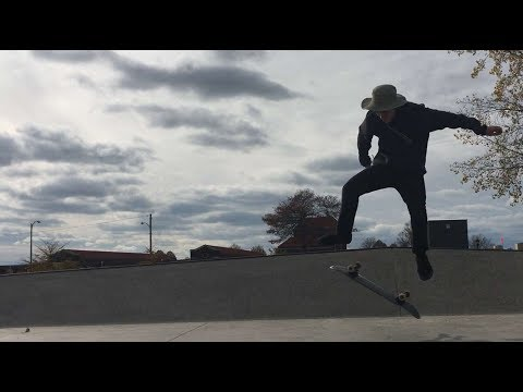 Persistence: A Skate Documentary - Personal Project 2018