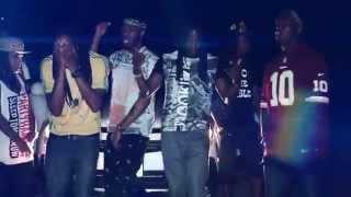 Mello - Hunnit (remix) ft. Dom Of Da District, Monty Cold & E.A. (The Landover Veteran)