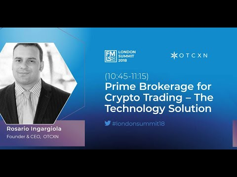 cryptocurrency prime brokerage