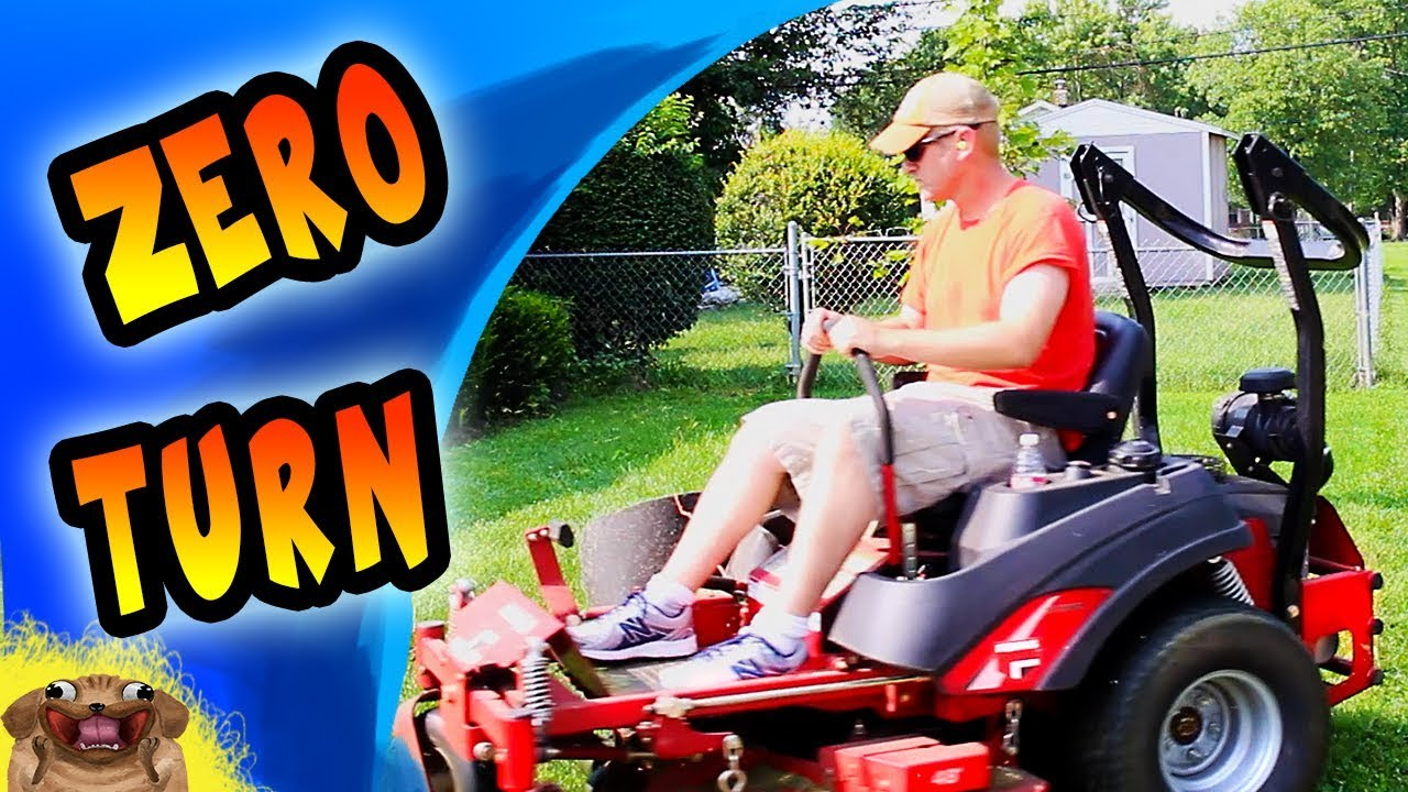 Download Zero Turn Mowing with a Ferris IS 1500Z
