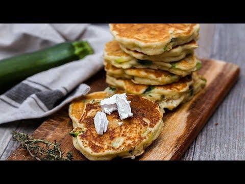 les-instants-recettes-n°45-:-pancakes-salés-à-la-courgette-et-au-chèvre