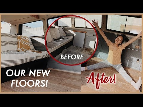 Our Van Renovation | WahlieTV EP629