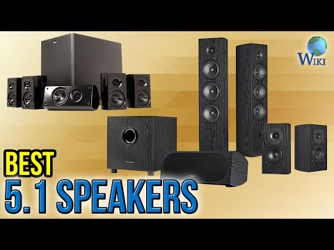 10 Best 51 Speakers 2017