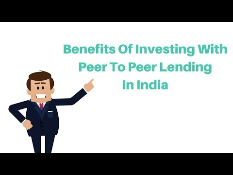 Best Peer to peer lending platform in India