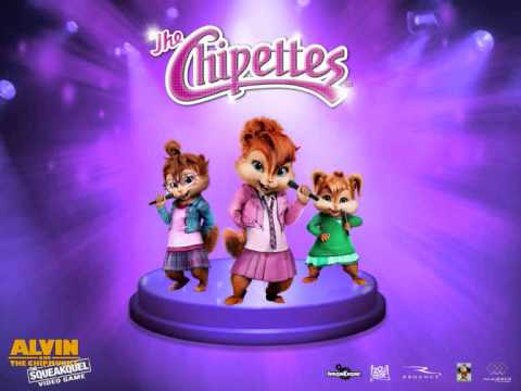 Alvin and the Chipmunks (Chipettes) - Girl on fire (by Alicia keys)