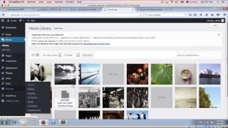 Giới thiệu phần Setting trong Wordpress