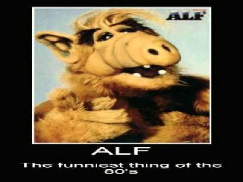 Alf Theme Song Opening First Youtube