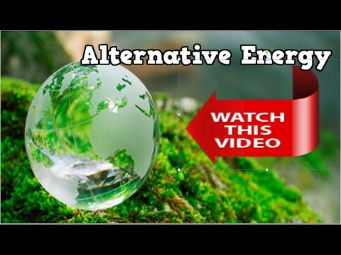 Stream Energy, Alternative Energy, Electric Generator, Cheap Electricity, Natural Energy