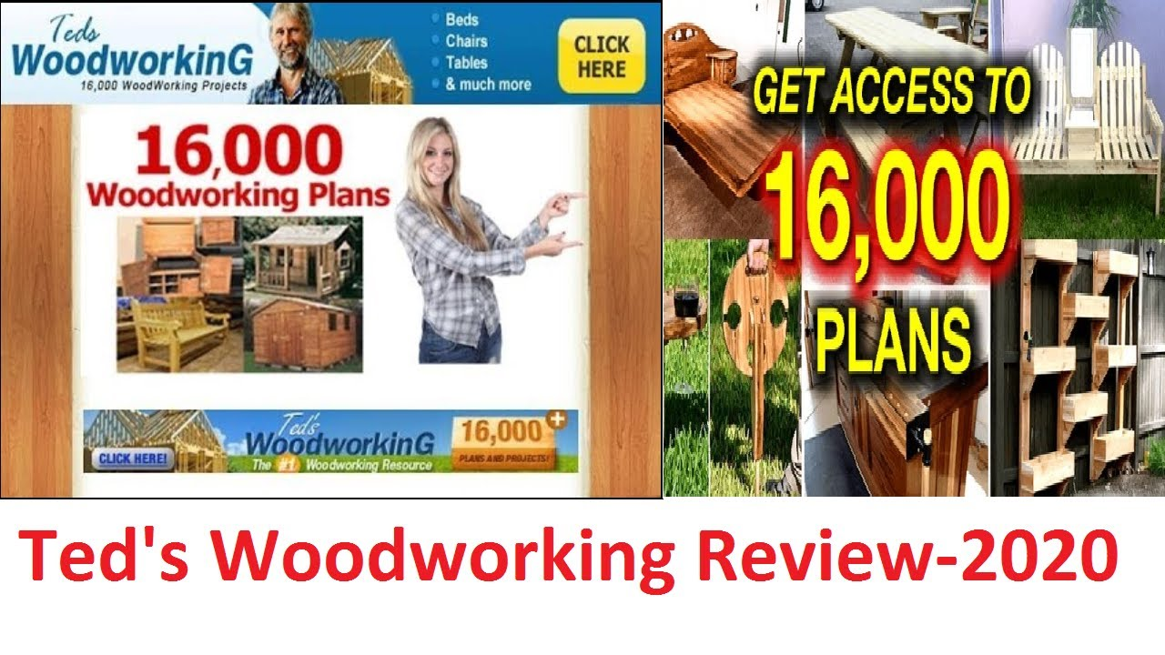 Teds Woodworking Review | How To Buy Tedswoodworking Plans?