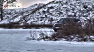 Honda CRV - автотест - тест драйв