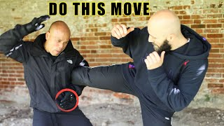 How to block multiple fast punches and kick in street fighter