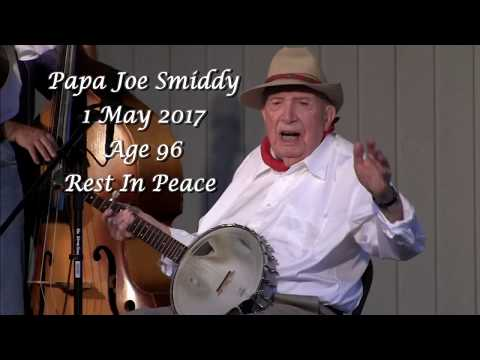 Papa Joe Smiddy 2016 Mountain Music Festival- A Memorial To His Passing 1 May 2016