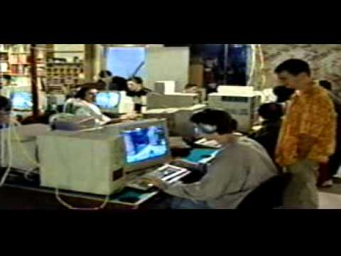 10/12/2001 Quake Lan party on WKYC Cleveland, Perry Ohio