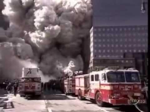 British TV news on 9/11