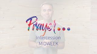 Midweek - God Wants to Partner With Us! Eric Gonzalez