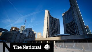 How Toronto's city hall compares to other big cities