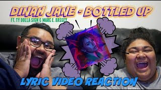 Baixar DINAH JANE - BOTTLED UP FT. TY DOLLA SIGN & MARC E. BASSY | LYRIC VIDEO REACTION