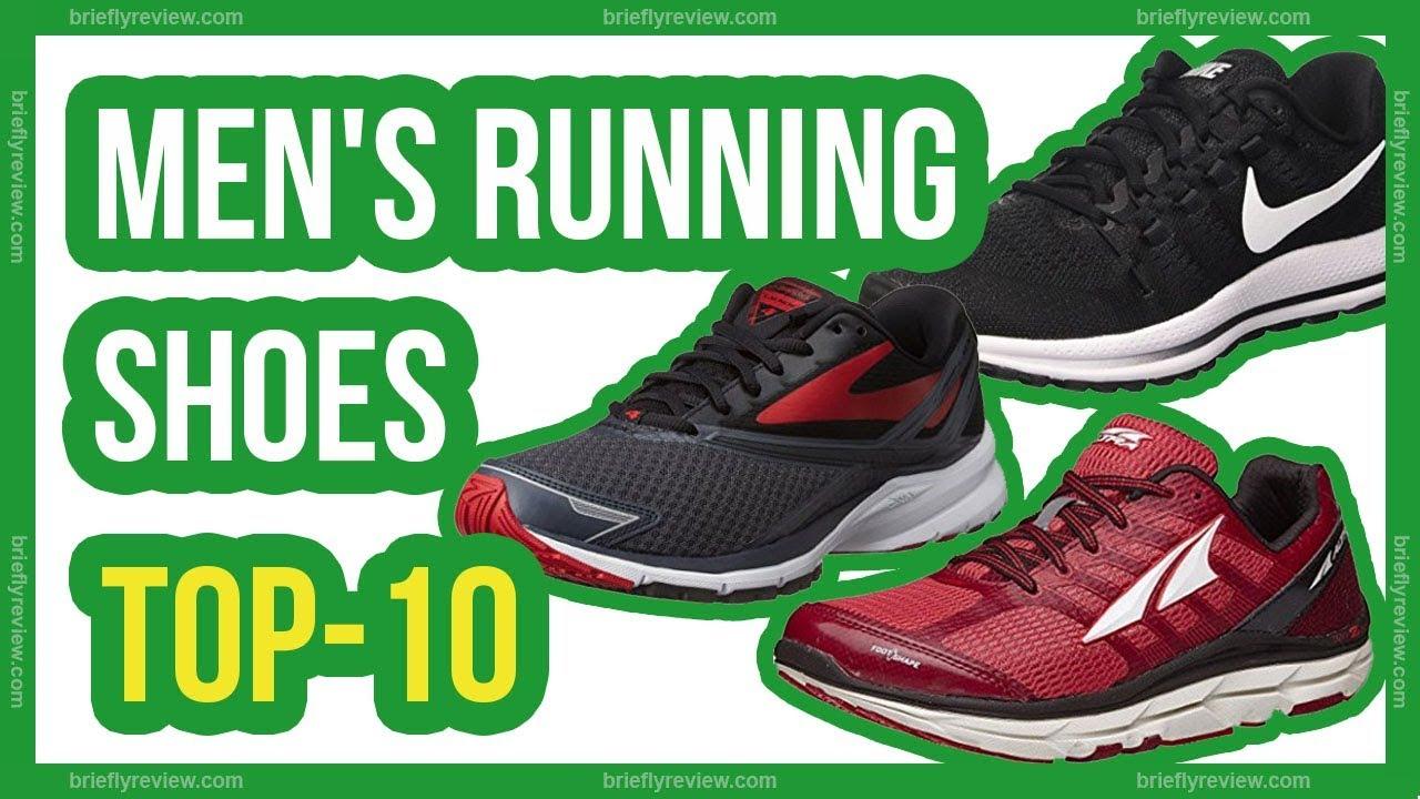 Top 10: Best men's running shoes 2018