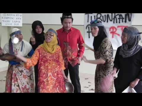 Drama komedi, lucu,  dan berisi - #TURUNaikAsoy #Kelompok1