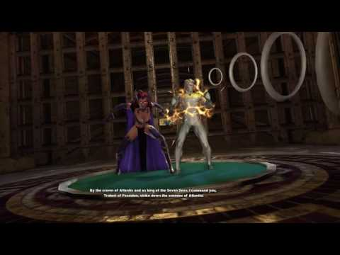 DC Universe Online Adventures of Captain Ojore Episode 34 Battling Circe