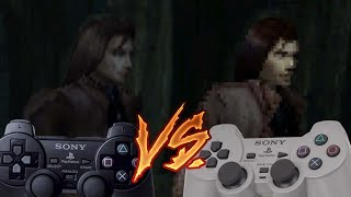 PlayStation 2 Vs PlayStation - Alone in the Dark: The New Nightmare