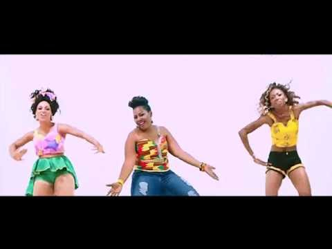 CECILE GAELLE- Gourmandise (officiel video) directed by Adah Akenji