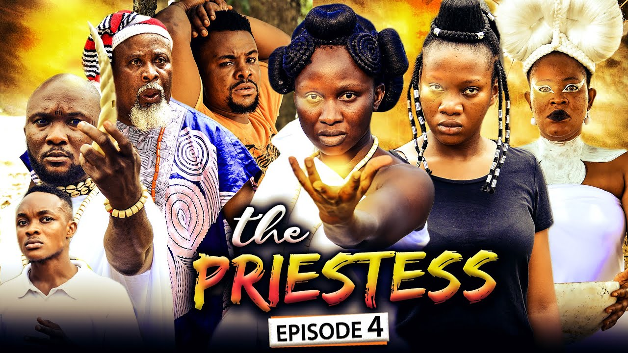 Download THE PRIESTESS EPISODE 4 (New Movie) Sonia Uche/Chinenye Nnebe/Rhema 2021 Nigerian Nollywood Movie