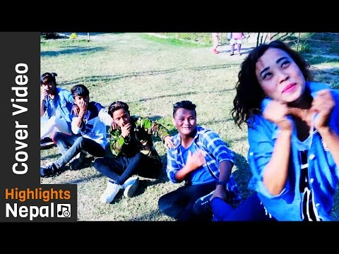 Lyang Lyang Cover Dance by The Wild Movement Crew | New Nepali Movie Romeo Song | Contestant No 12