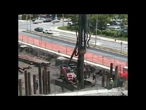 L Class 8 Video 2 Pile Driving 120309 - Pile Driving Equipment